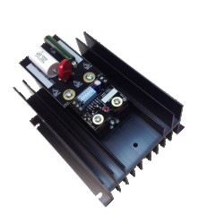 Phase Angle SCR Power Control