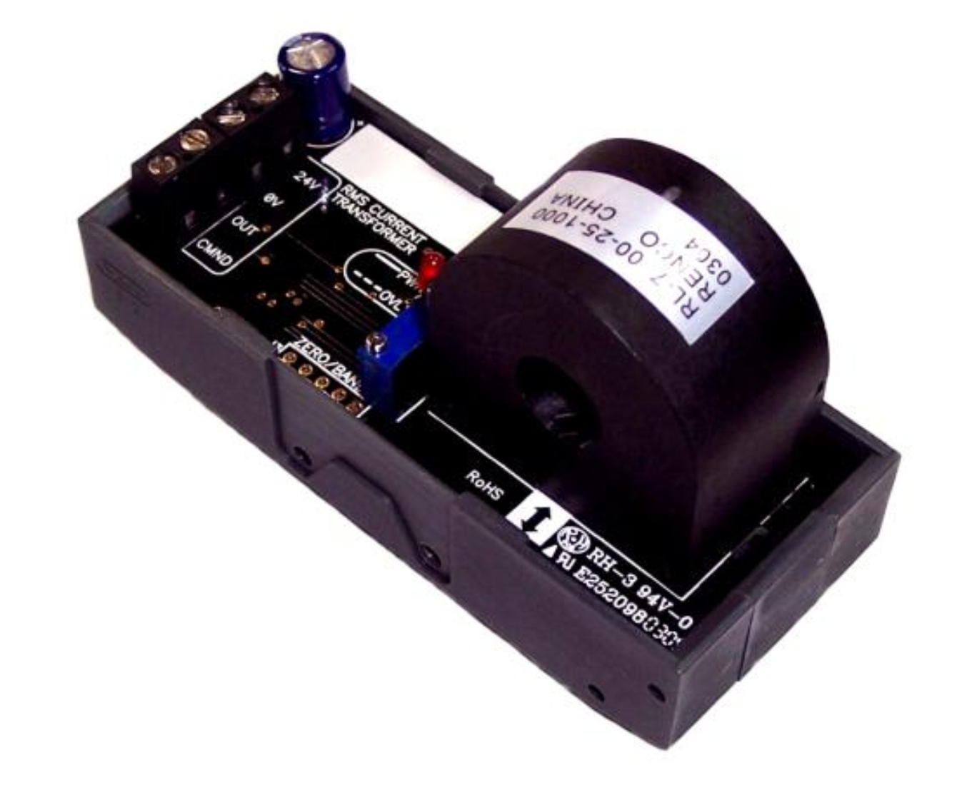 RMS Current Controller