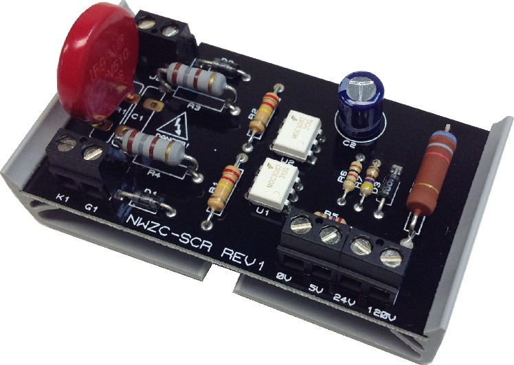 Zero Cross SCR Driver Board