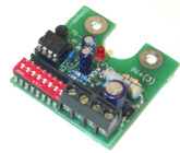 Microprocessor Controlled SSR Mounted Burst   Firing Time Proportioning Control Module